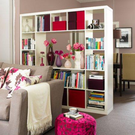 4 modi per dividere una stanza