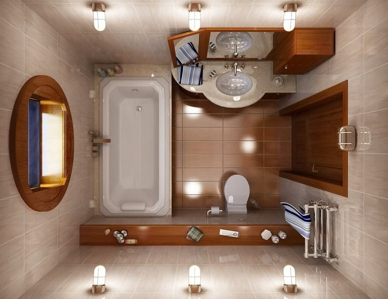 Ideas Para Decorar Un Baño Moderno:Small Bathroom Design Dimensions